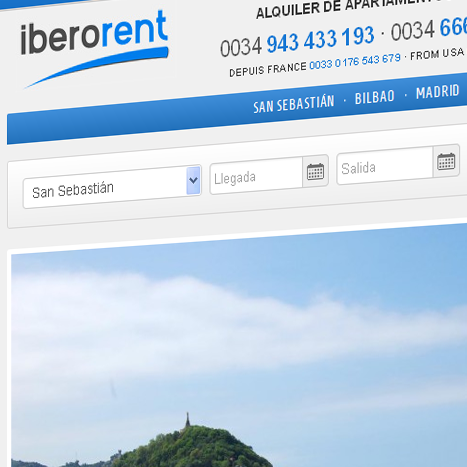 Iberorent Apartments: nueva página web