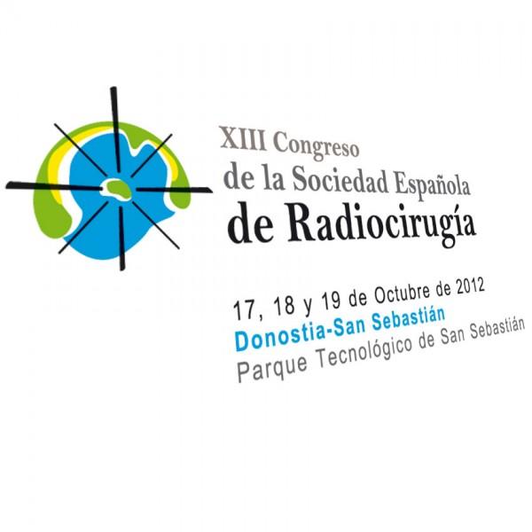 Congreso de Radiocirugía 2012: logotipo