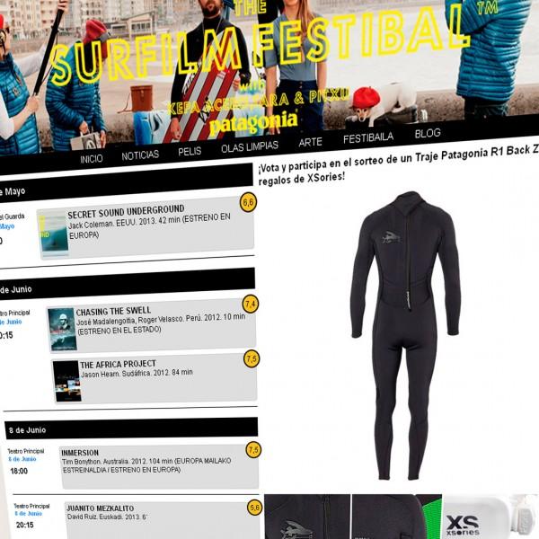 Surfilmfestibal: votación online